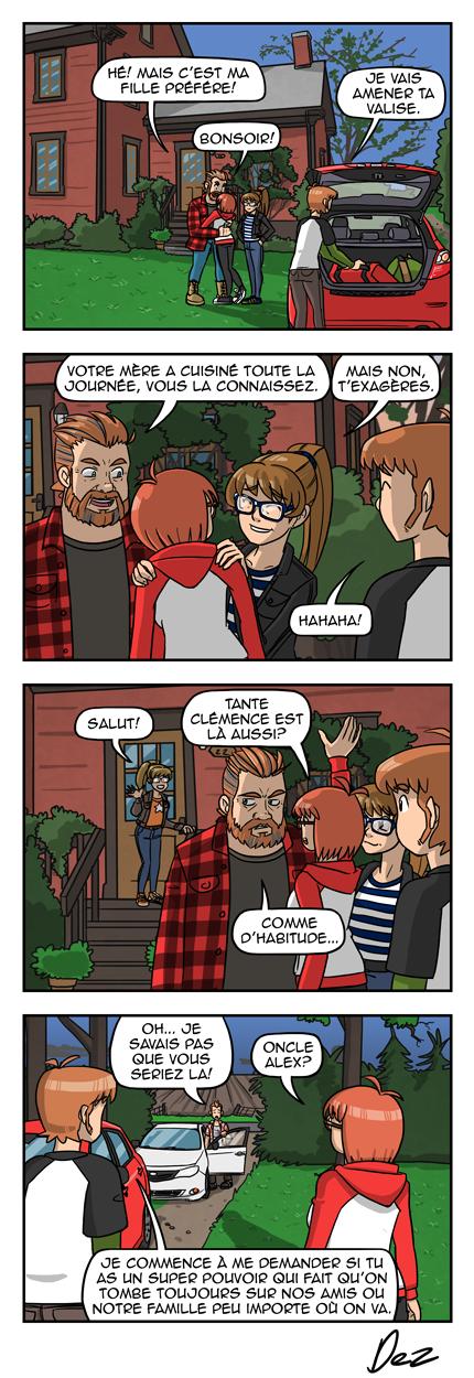 296 – Famille Étendue