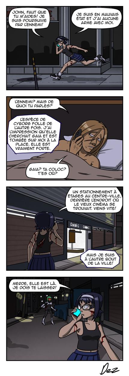 315 – Poursuite