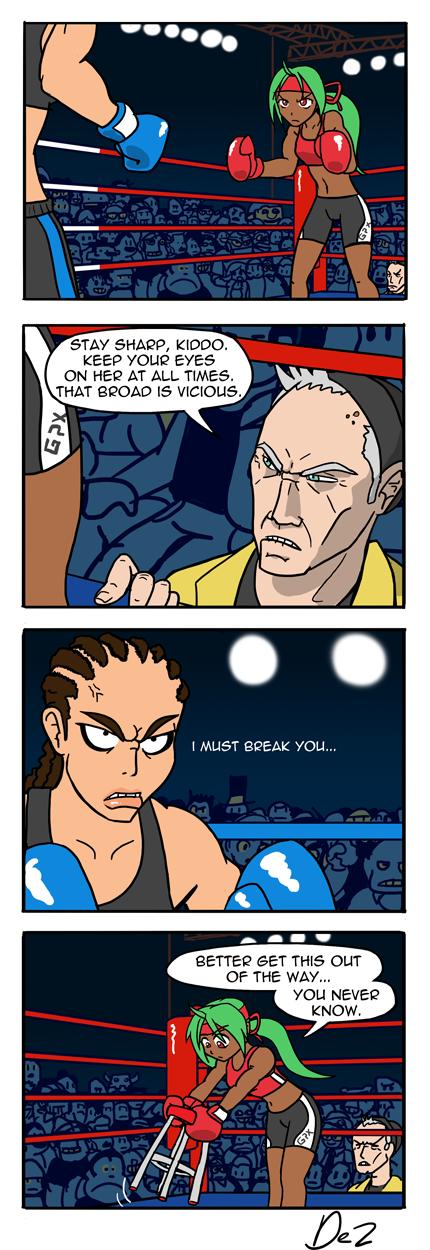 Neckbreaker