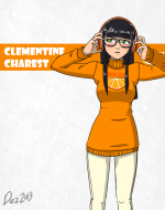Profile Clementine