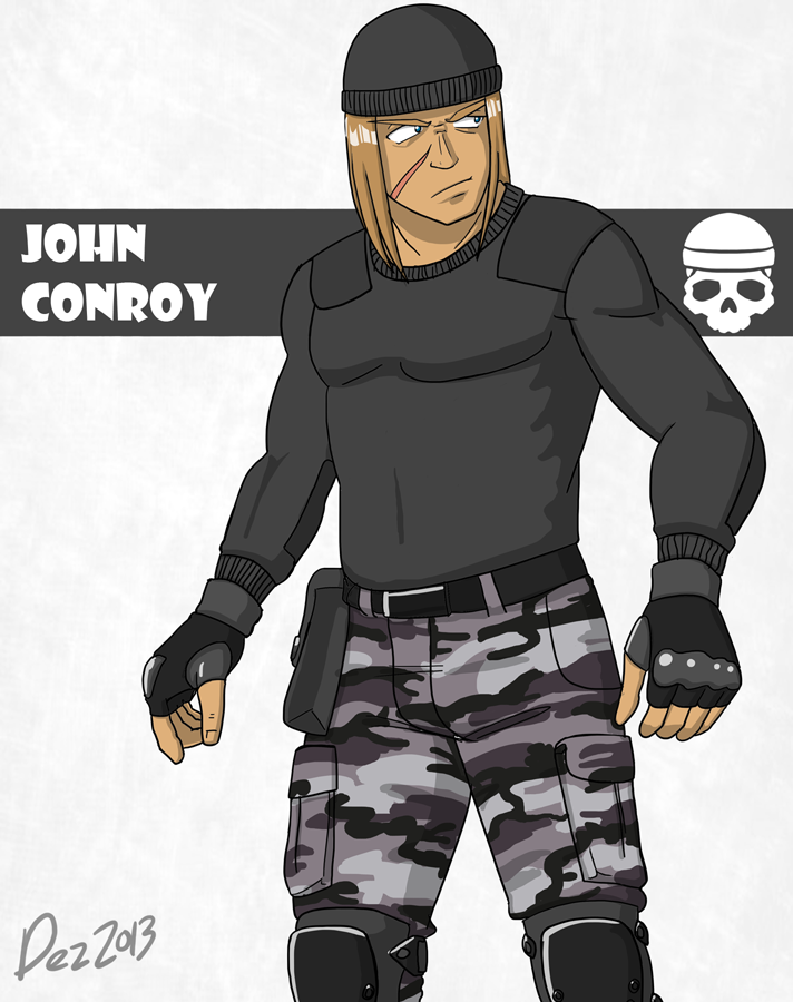 Profile Conroy