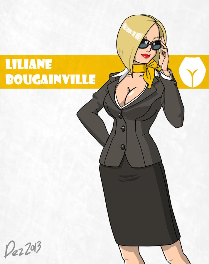 Profile Liliane