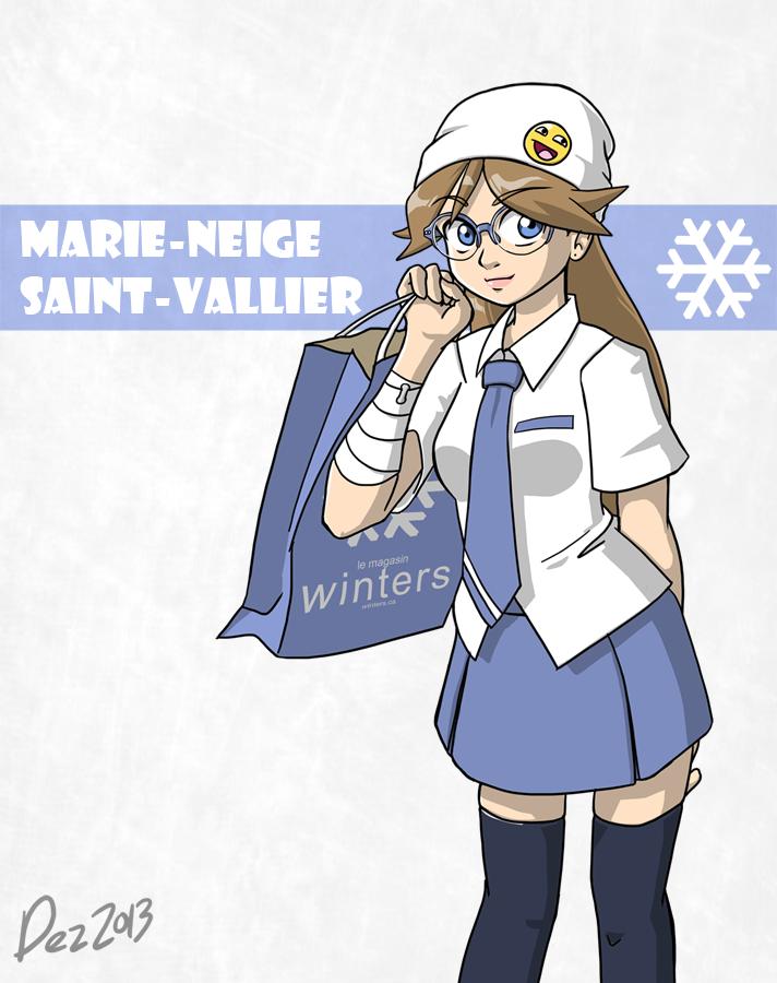 Profile Marie-Neige