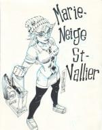 Marie-Neige by Esbé