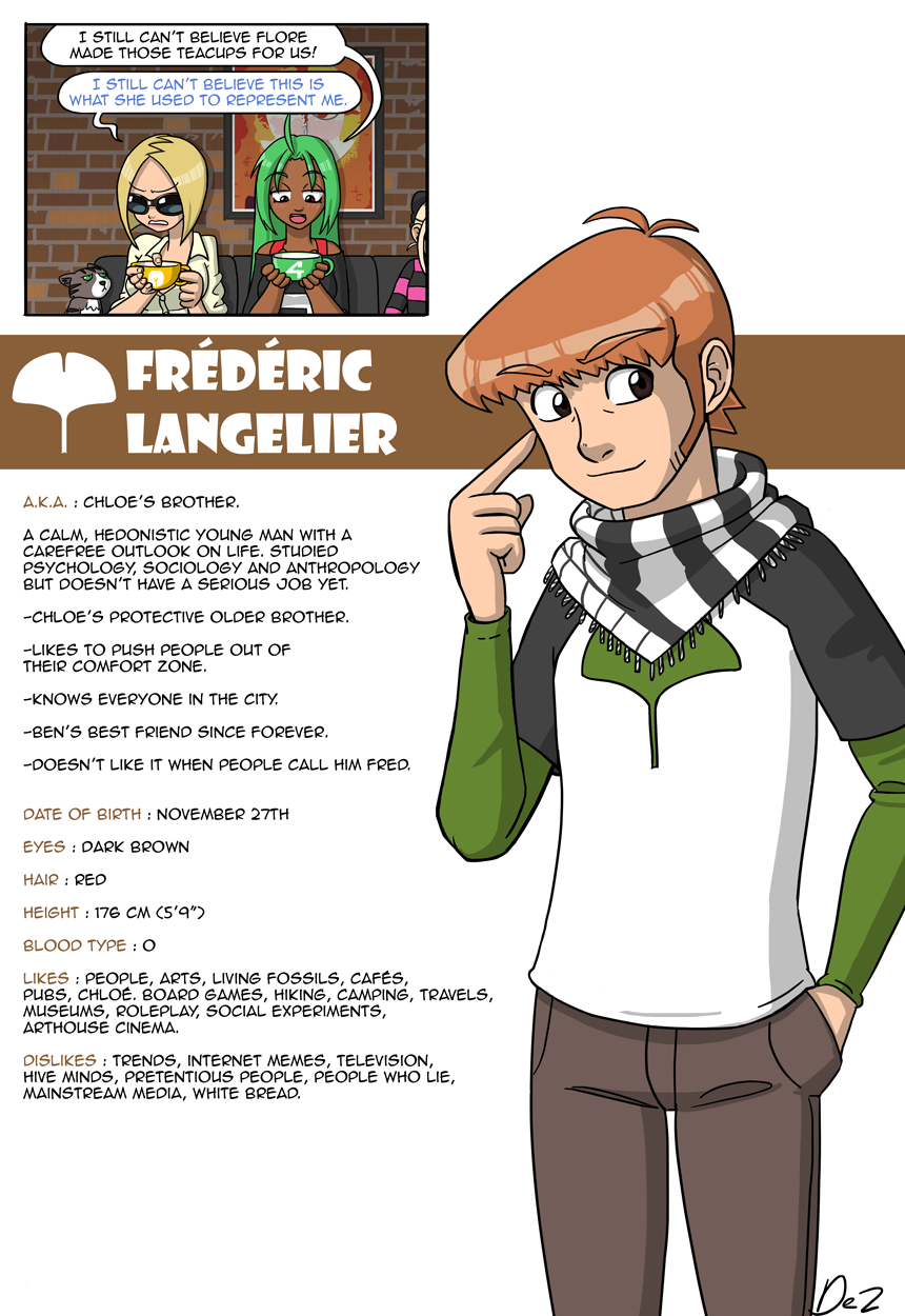 101 – Frederic