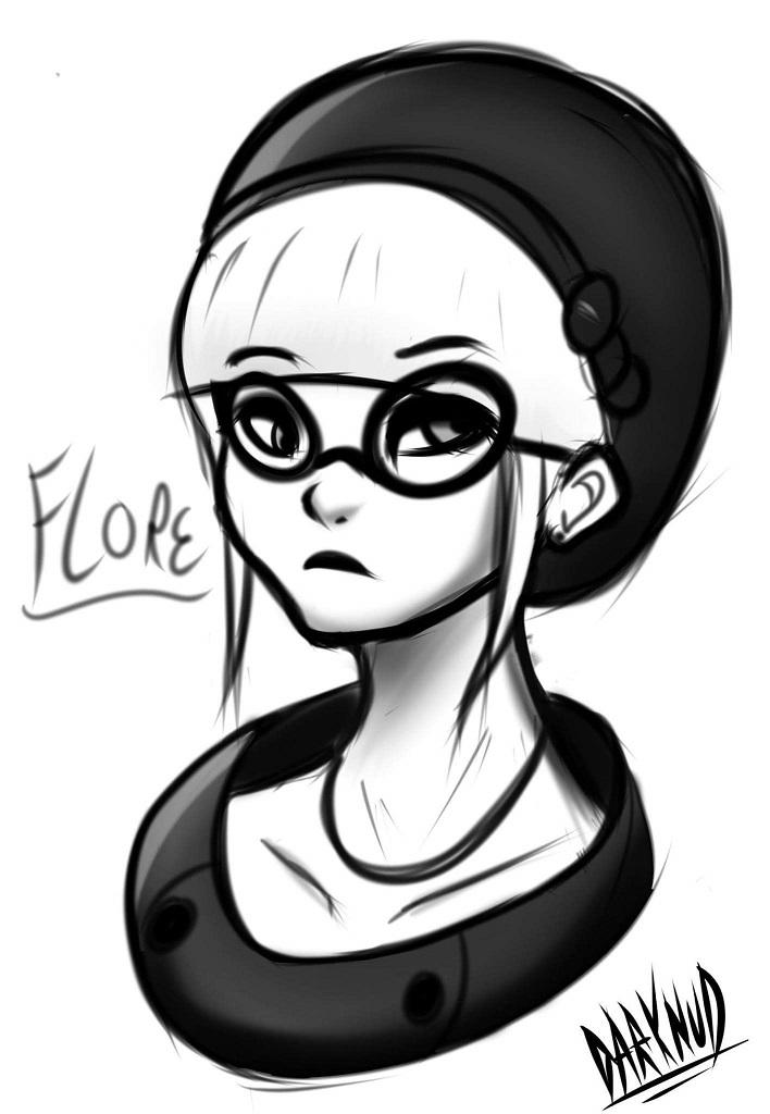 Flore – by Darknud