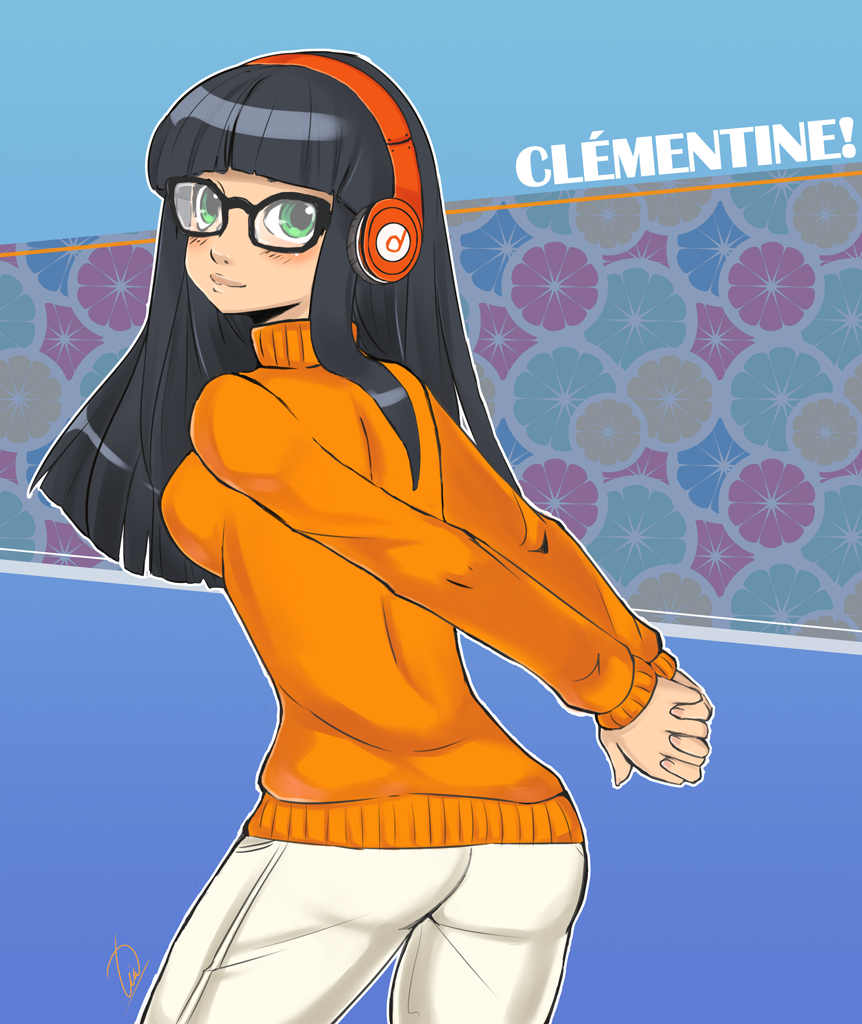 Clementine – by Tiaiel