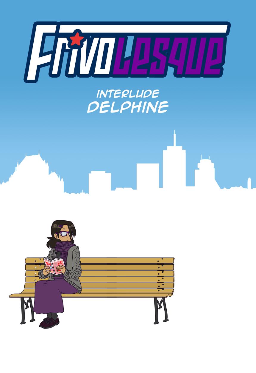 Interlude : Delphine